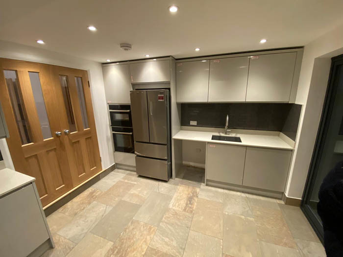 new kitchen London