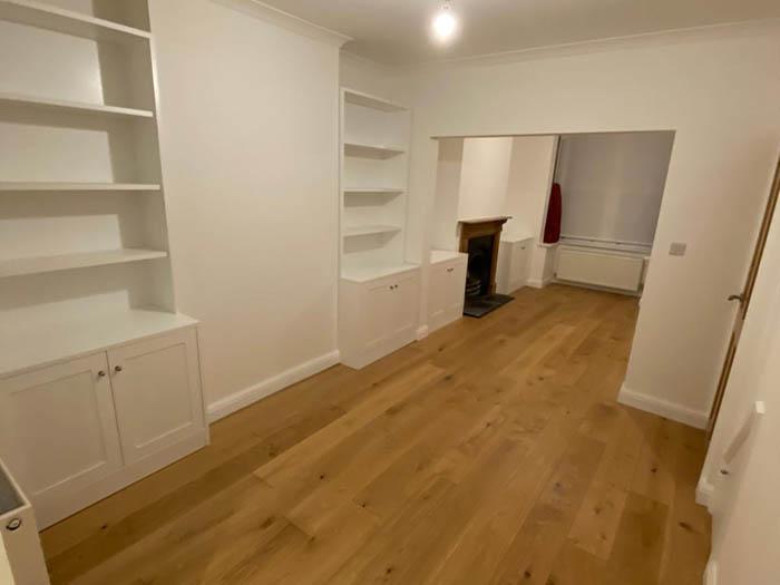 room refurbishment